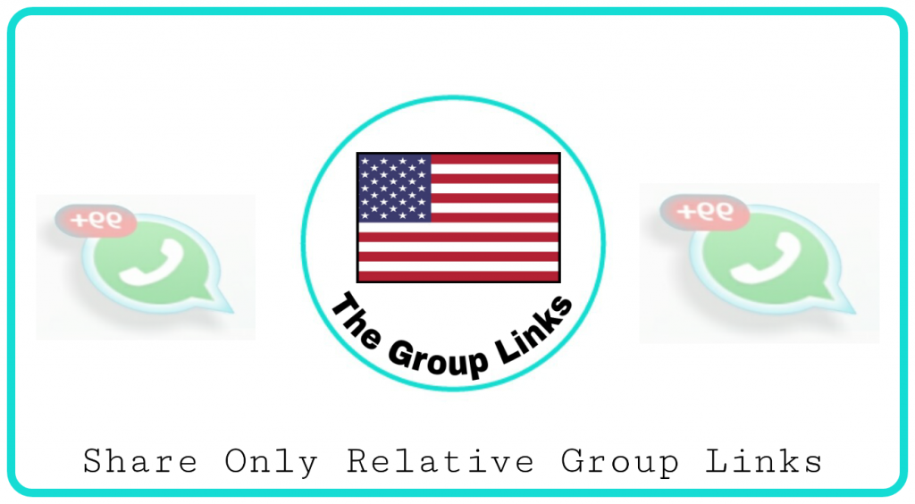 Join American whatsapp group links