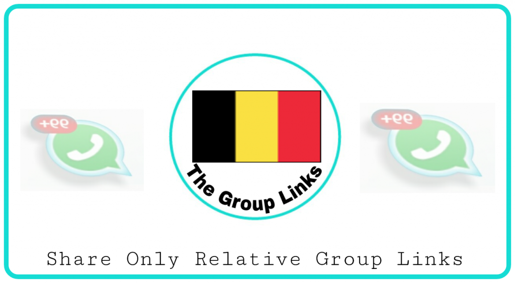 join Belgium whatsapp group links