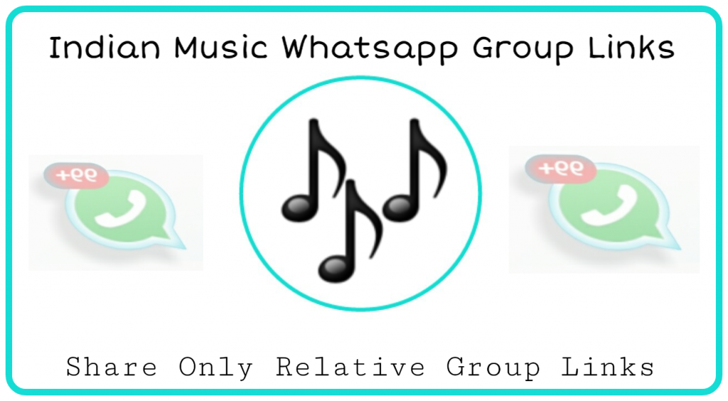 Indian Music whatsapp group link