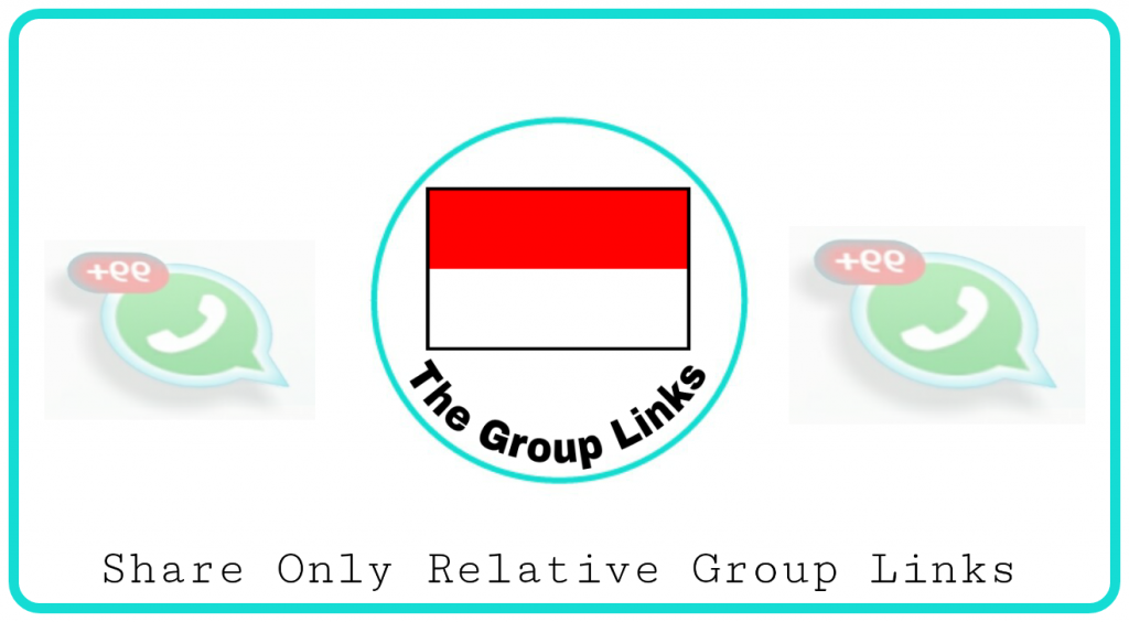 Join Indonesian whatsapp group links