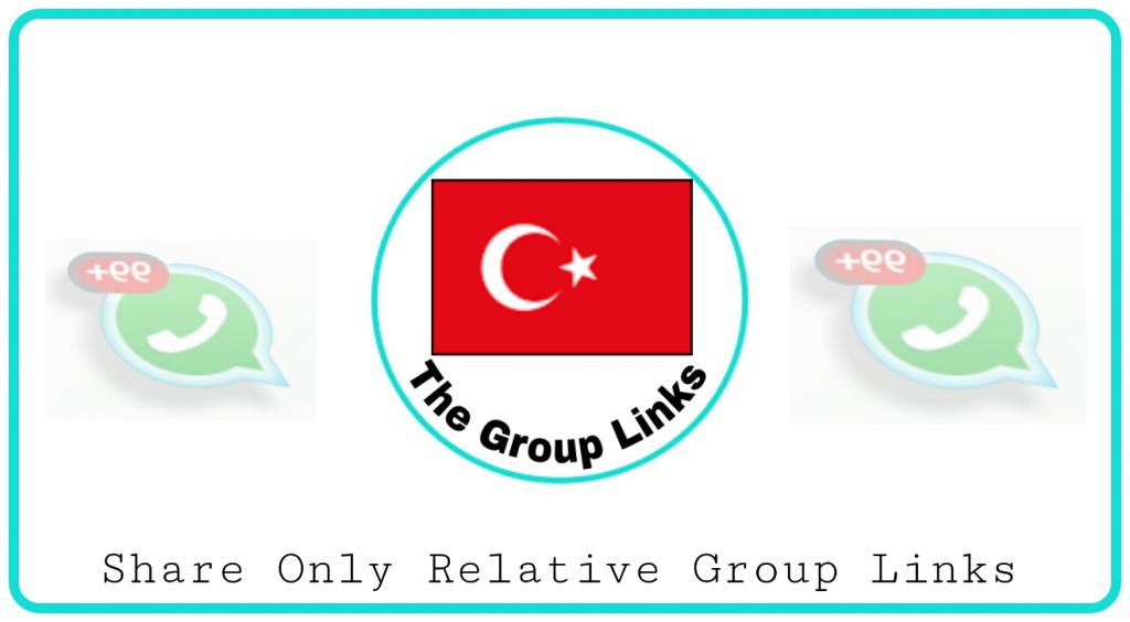 Join turkey whatsapp group links