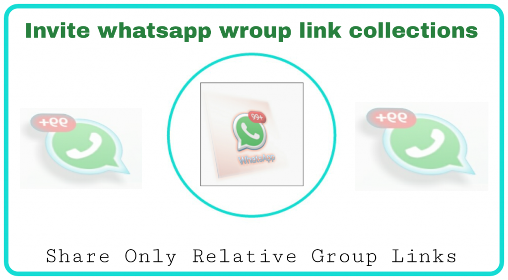 Whatsapp group links collections