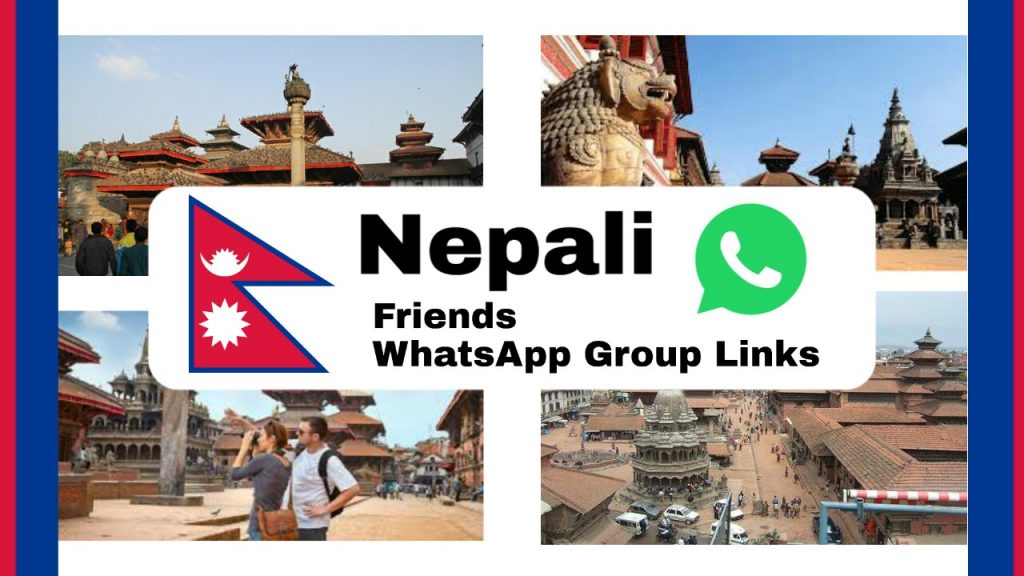 Nepal whatsapp group link
