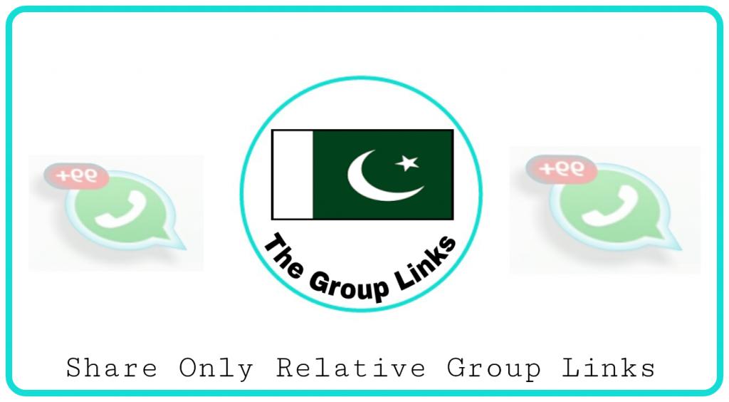 Join New Pakistani Whatsapp Groups Link