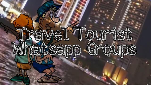 Tour travel whatsapp group links