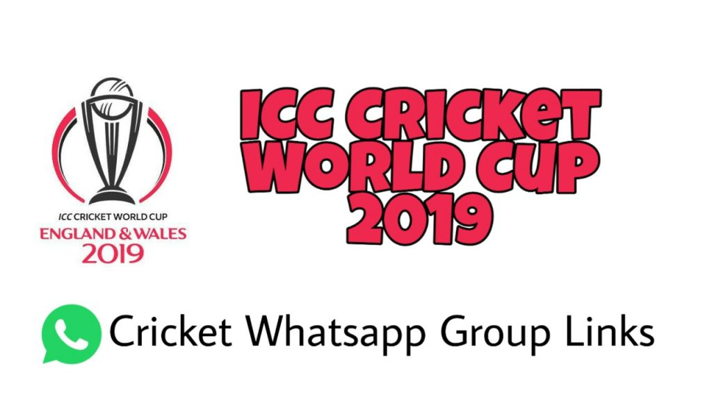 Cricket WhatsApp Group Link, 2019