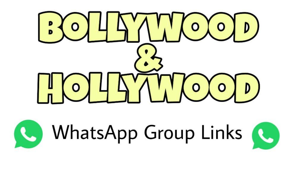 Bollywood Hollywood whatsapp group link