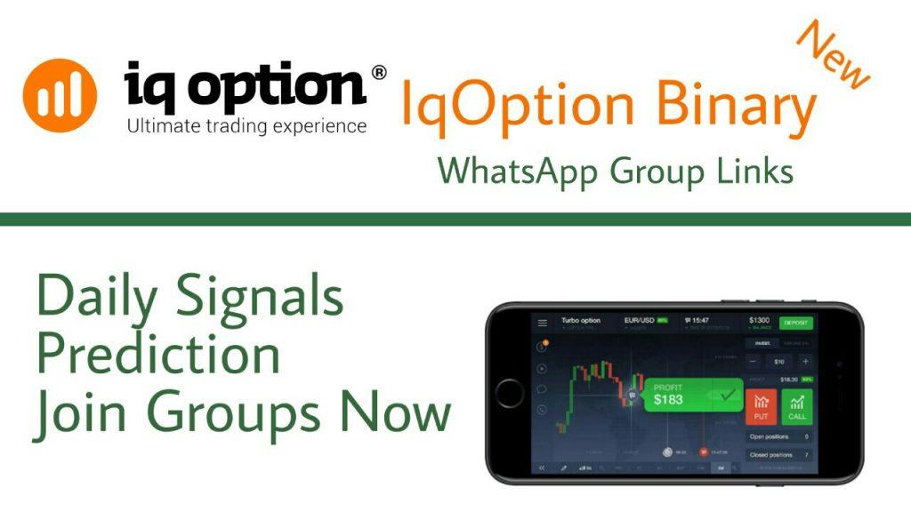 Iqoption binary Signal advice