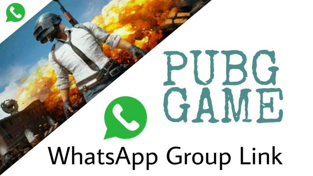 PUBG game whatsapp group links