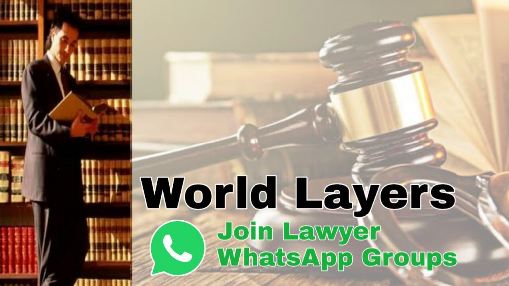 World, LLB Lawyer WhatsApp Group Link