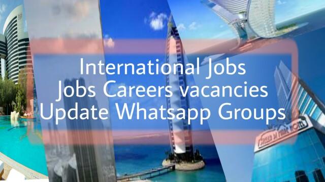 Job Whatsapp Group Link