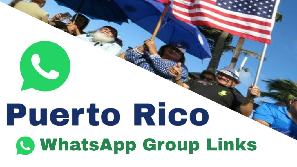 Puerto Rico Whatsapp group