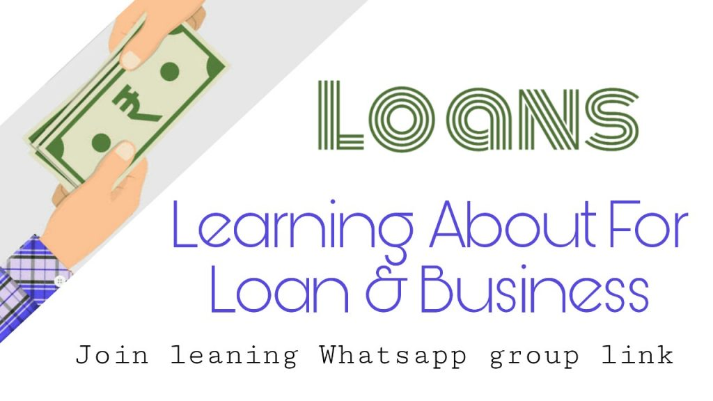 Join Loan Scheme 2019 WhatsApp Groups