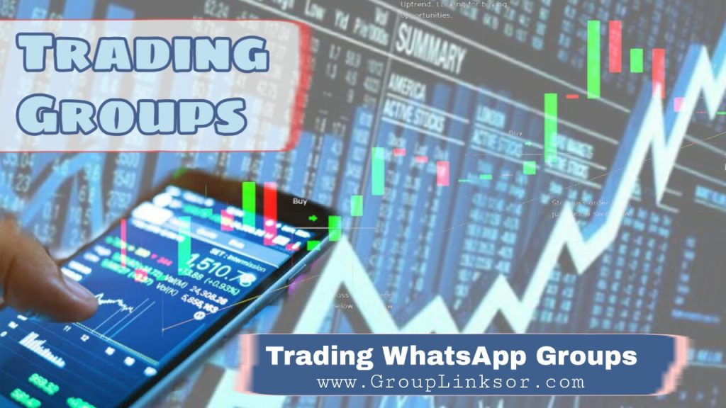 Join the trading Whatsapp group Link