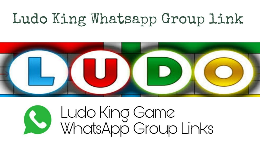Ludo king game whatsapp group link