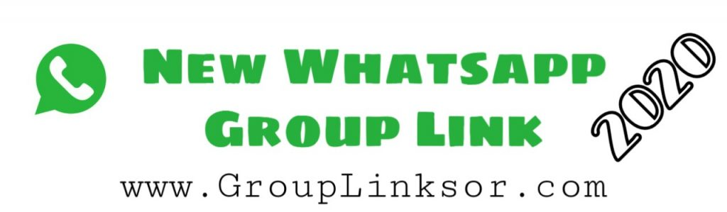 New whatsapp Groups