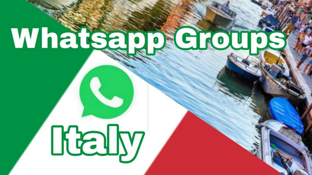 Italy's whatsapp group links-whataapp group - whatsapp group links Italy